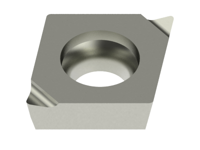 Carbide Insert for Aluminium, Low Carbon Steel and Stainless Steel or Hardened Steel