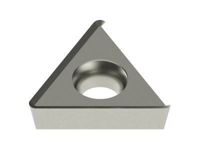 Carbide Insert for Stainless Steel, Aluminium, Copper Alloys, Plastics and Special Alloys