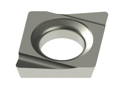 Carbide Insert for Steel, Stainless Steel, Cast Iron, Copper and Special Alloys