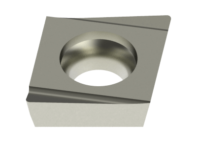 Cermet Insert for Steel and Cast Iron