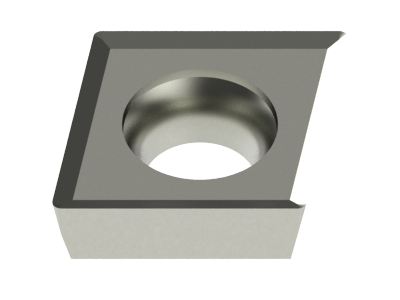 Carbide Insert for Aluminium, Stainless Steel and Special Alloys