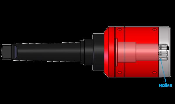 Ersatzrollen für Außenrollierwerkzeug