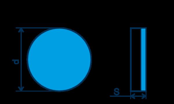 CBN Wendeplatte RNGN, F=scharfkantig
