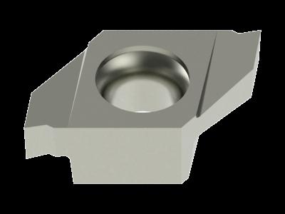 Carbide Grooving Insert for Steel