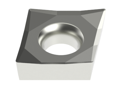 Carbide Insert for Aluminium, Plastics and Stainless Steel