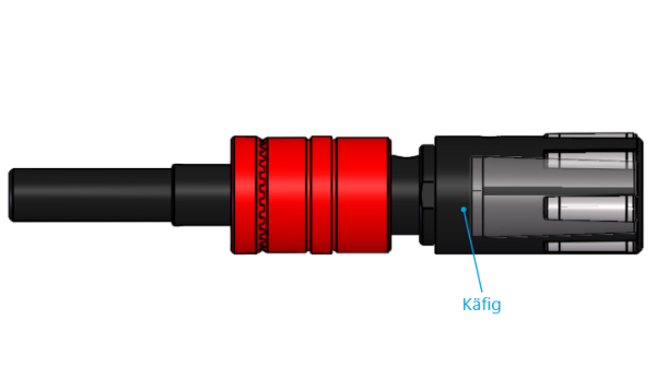 Ersatzkäfig für Innenrollierwerkzeug SRMR