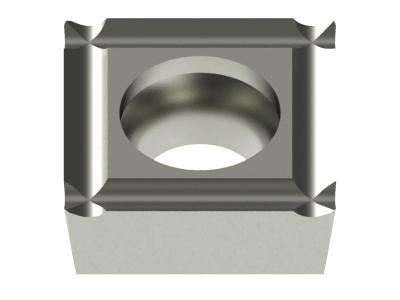 Chamfering Carbide Insert for Low Carbon Steel, Stainless Steel, Aluminium, Copper Alloys and Specia