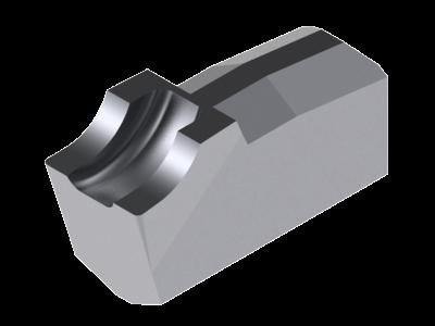 Cut-off inserts, 4.0 mm