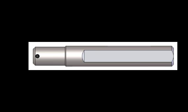 Mini Universalhalter für Bohrungen ab Ø7,0 mm