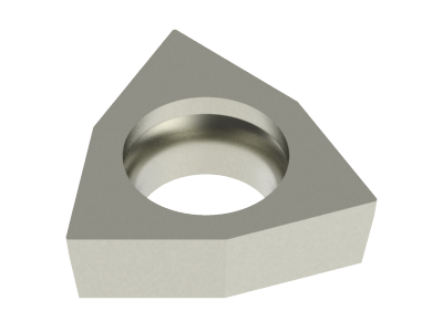 Cermet Insert for Steel, Cast Iron, Copper Alloys and Composites
