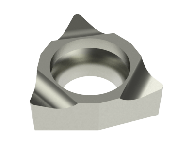 Carbide Insert for Low Carbon Steel, Stainless Steel, Aluminium, Copper Alloys, Plastics and Special