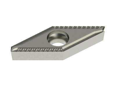 Carbide WIPER Insert for Steel, Stainless Steel, Aluminium and Copper Alloys