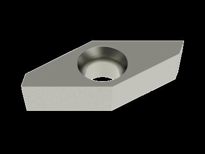 Carbide Insert for Steel, Cast Iron, Copper Alloys and Plastics