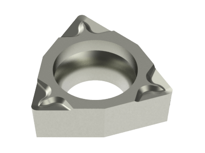 Carbide and Cermet Insert for Steel and Cast Iron