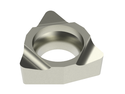 Cermet Insert for Low Carbon Steel, Stainless Steel, Cast Iron, Copper Alloys and Composites
