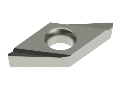 Carbide WIPER Insert for Steel, Stainless Steel, Cast Iron, Aluminium and Copper Alloys