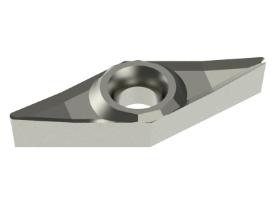 Carbide Insert for Stainless Steel, Aluminium, Copper Alloys and Plastics