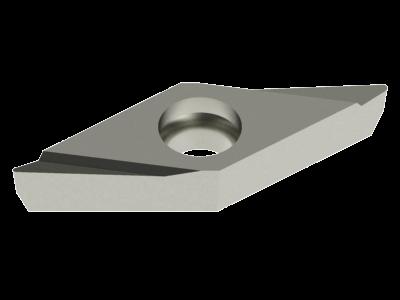 Carbide Insert for Steel, Stainless Steel, Cast Iron, Aluminium, Copper Alloys and Plastics