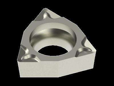 Cermet Insert for Low Carbon Steel