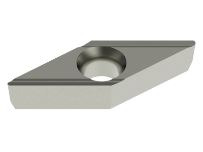 Carbide Insert for Steel, Stainless Steel, Copper Alloys and Plastics