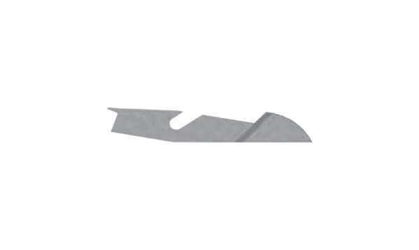 Messer für Burraway Universalentgratwerkzeug